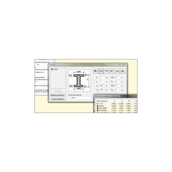 Konstruktor - Belka żelbetowa