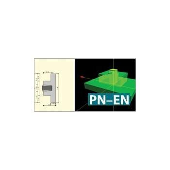 Konstruktor 6 : Moduł podstawowy + Obciążenia + Obciążenia Eurokod PN-EN