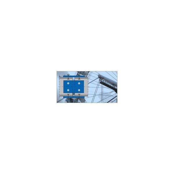 EuroZłącza BELKA-BELKA + DXF