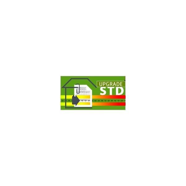 Upgrade z ArCADia-TERMO STD 6 do ArCADia-TERMOCAD STD 7