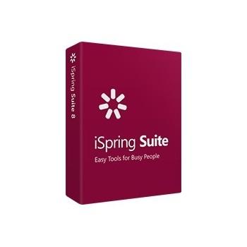 iSpring Suite 9.3 Standard license Academic/Non-Profit