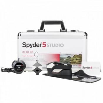 Datacolor SpyderSTUDIO - kalibracja i profilowanie, zestaw Spyder5Elite + SpyderPRINT + SpyderCUBE